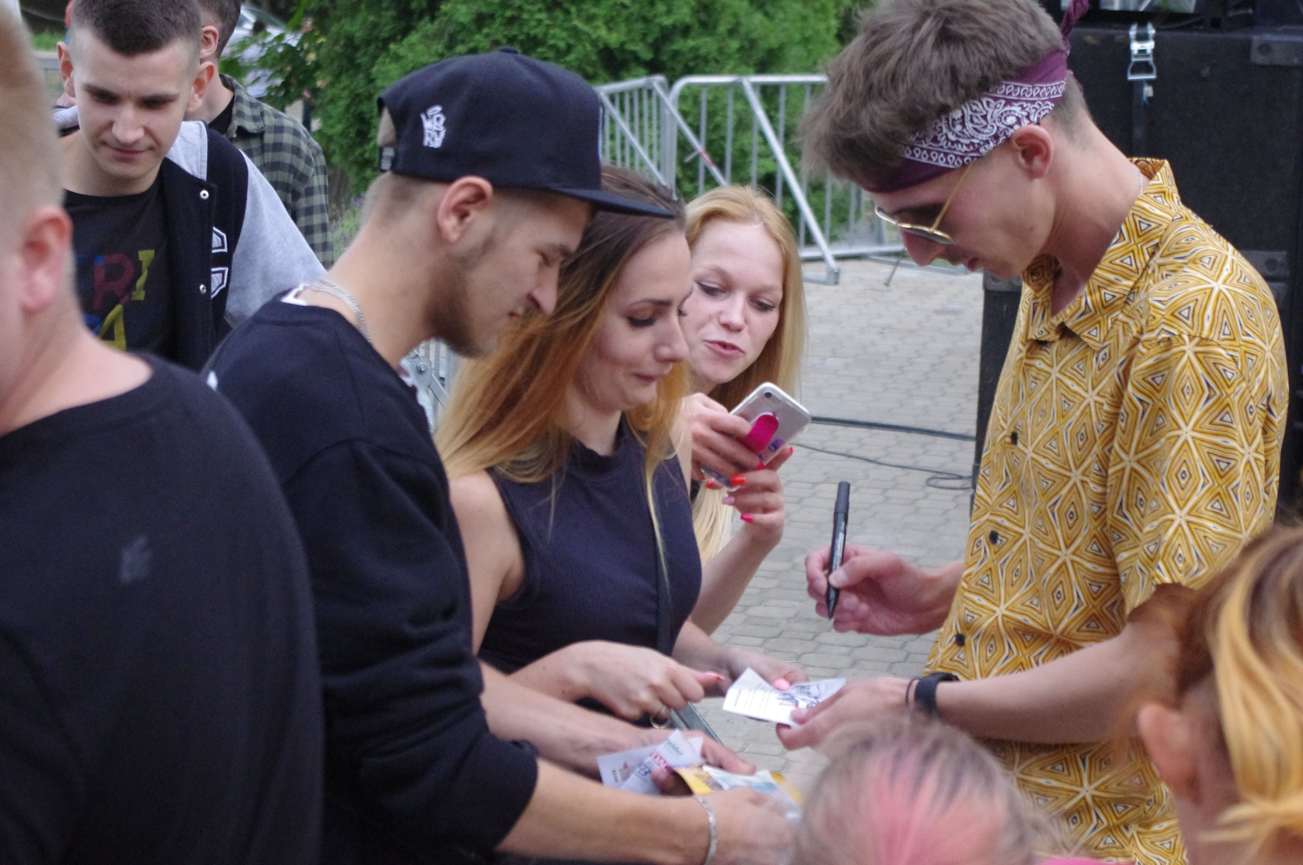 II edycja Mikoł'OFF Festival