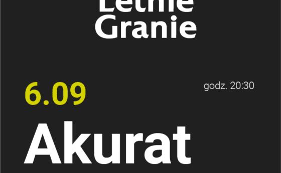 Letnie Granie: AKURAT