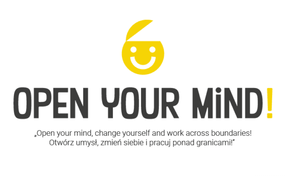 "Projekt ""Open your mind, change yourself and work across boundaries!"""