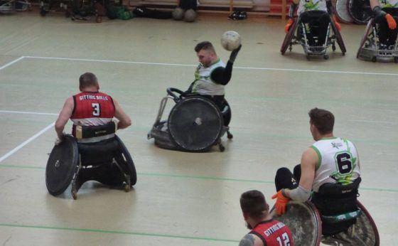Profesjonalne Ligi Rugby na Wózkach