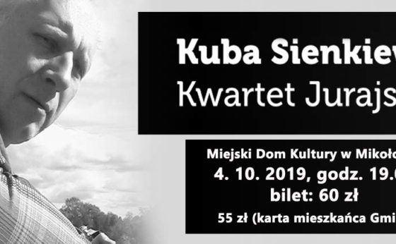Kuba Sienkiewicz i  Kwartet Jurajski