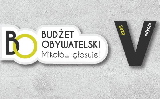 Wyniki V edycji Budżetu Obywatelskiego