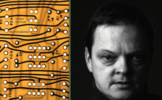 Spotkanie autorskie z K. Bartczakiem. Promocja książki poetyckiej Naworadiowa