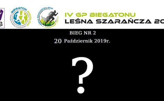 IV GP Biegatonu – Leśna Szarańcza 2019