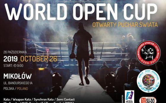 VII Otwarty Puchar Świata Kong Sao