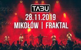 TABU / Mikołów – Fraktal / 28.11.2019