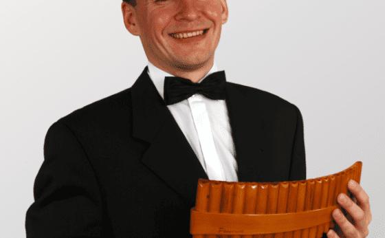 Koncert: Oleg Dowgal – Fletnia Pana