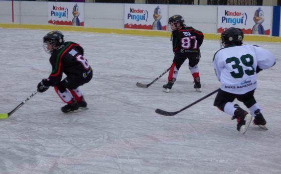 IX Turniej mini – hokeja na lodzie o Puchar Dyrektora MOSiR 2019