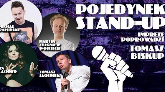 Pojedynek Stand-up: Błachnio&Jachimek&Wojciech&Pałubski&Biskup