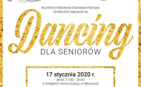 Noworoczny Dancing dla Seniorów