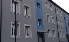Poprawa jakości powietrza atmosferycznego w Gminie Mikołów etap III – termomodernizacja zasobu komunalnego na terenie Centrum Miasta