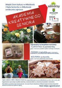 Akademia Kreatywnego Seniora