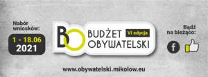 VI edycja budżetu obywatelskiego w Mikołowie!