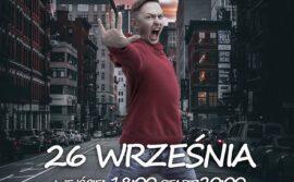 Stand up: Michał Pałubski